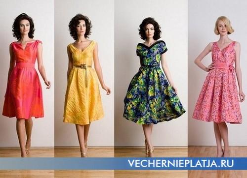 Платья-стиляги от Барбары Тифанк
