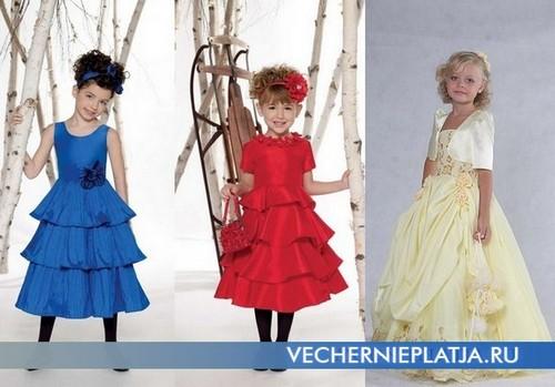 Лучшие для девочек платья