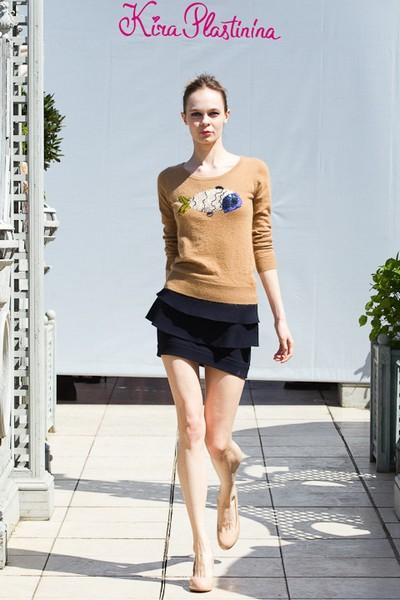 Модные платья от Киры Пластининой осень-зима 2012-2013