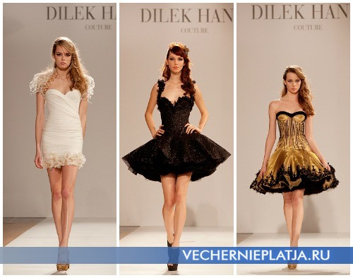 Dilek Hanif Couture – осенние свадебные платья 2012