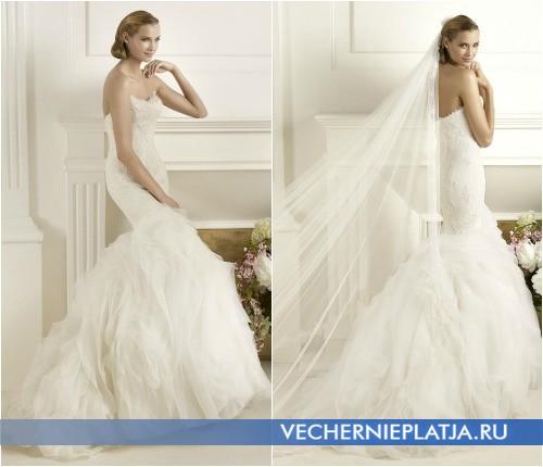 Коллекция свадебных платьев Pronovias 2013 Dreams