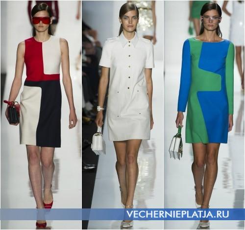 Модные весенние платья 2013 от Michael Kors