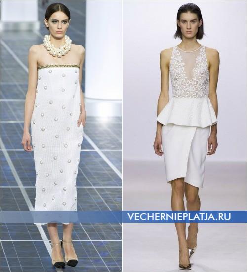обувь под белое платье
