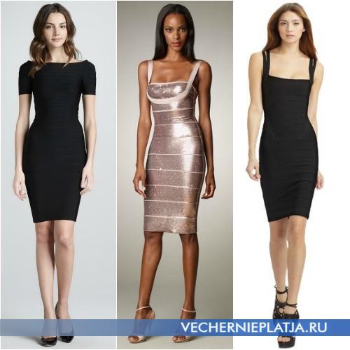 Купить Бандажное Платье В Интернет Магазине