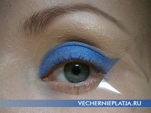 Создание макияжа на Новый год 2014