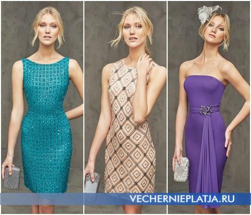 Красивые и интересные платья