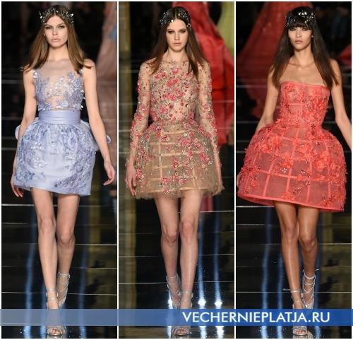 Короткие оригинальные платья на выпускной 2016
