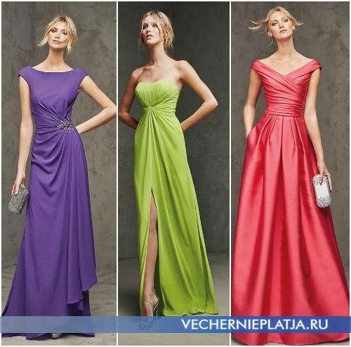 Потрясающе красивые вечерние платья на выпускной 2016