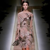 Платья Valentino — коллекция осень-зима 2011-2012