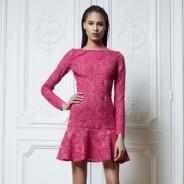 Ажурные платья: хрупкость и красота