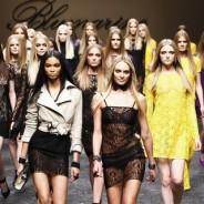 Платья Блюмарин (Blumarine) Осень-Зима 2011-2012