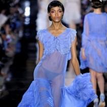 Длинные вечерние платья Весна-Лето 2012 – очарование воздушных тканей