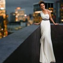 Свадебные платья в греческом стиле – красота древней античности