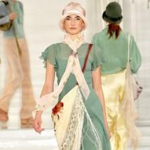 Какие платья в моде в 2012 году