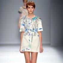 Короткие летние платья 2013: буйство красок и оригинальность стилей
