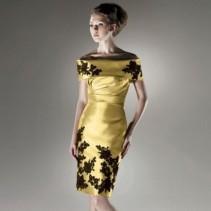 Короткие вечерние платья 2012