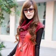 Кожаные платья – модный тренд сезона Осень-Зима 2011-2012