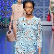Кружевные платья 2012 – в ажурном сладостном плену