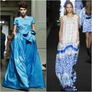 Летние платья в пол 2013: создаем модный образ для жаркого лета