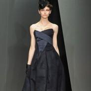 Маленькое черное платье – модные идеи холодного сезона Осень-Зима 2012-2013