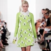 Модные платья весна 2014: наслаждаемся новыми идеями