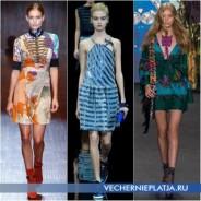 Модные платья Весна-Лето 2015: интересные идеи для нового сезона