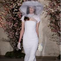 Свадебные платья 2012 – коллекция Весна-Лето от Oscar de la Renta