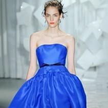 Платье-бюстье – обворожительная привлекательность