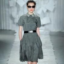 Стильное платье-рубашка Весна-Лето 2012 в вашем гардеробе