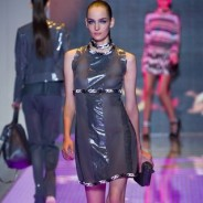 Платье-сетка: откровенно и неотразимо