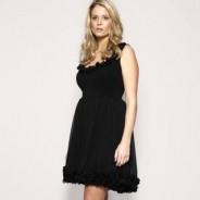 Как выбрать платье, скрывающее живот: покажем только прелести фигуры