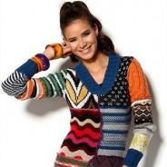 Платье-свитер – тренд осенне-зимнего сезона 2012-2013