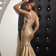 Шикарные вечерние платья годе для особых случаев