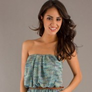 Must have летнего сезона 2012 – короткое платье без бретелек
