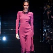 Платье миди 2013-2014: модная длина потрясающих нарядов