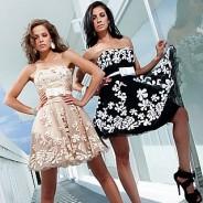 Платья на выпускной 2012 – самые утонченные модели
