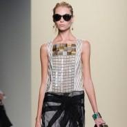 Модные платья с квадратным вырезом Весна-Лето 2012