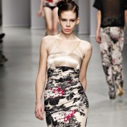 Модные платья с принтом в весенне-летнем сезоне 2012 года