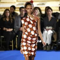 Платья в клетку – самые модные модели Осень-Зима 2011-2012