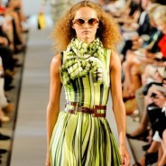 Платья в полоску – модный принт весны и лета 2012 года