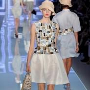 Платья в стиле ретро – неизменная женственность образа