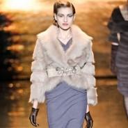 Платья зима 2012 – что надеть нежной и снежной красавице