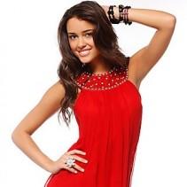 Шелковые платья 2011 – красота из заморских стран