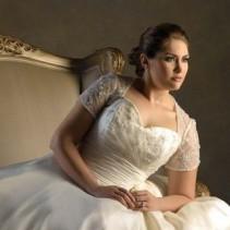 Свадебные платья 2012 для полных красавиц-невест