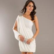 Вечерние мини-платья 2012 – наряд для стильной молодой девушки