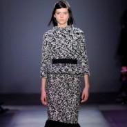 Вязаные платья Осень-Зима 2012-2013: стильно и тепло